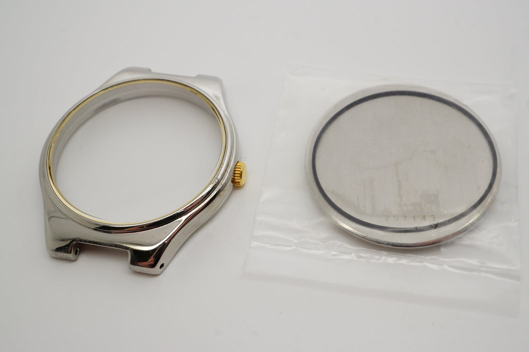 Seiko - Complete Casing - Model 7N32-0BE0 - NOS-Welwyn Watch Parts