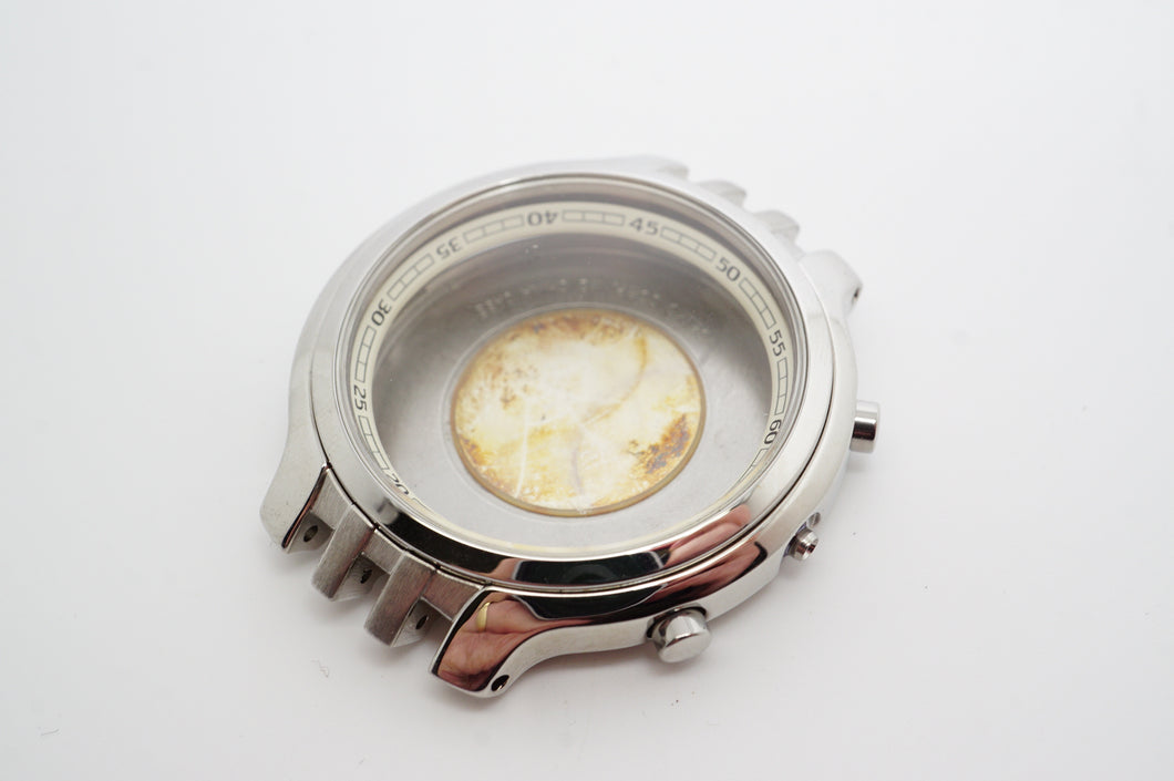Seiko - Complete Casing - Model 7T62-0DF0 - NOS-Welwyn Watch Parts