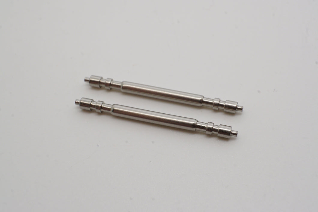 Rolex Style Spring Bars - Various Sizes - Fit Most Models-Welwyn Watch Parts