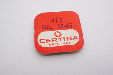 Certina - Calibre 25-65 - Winding Pinion -Part # 410-Welwyn Watch Parts