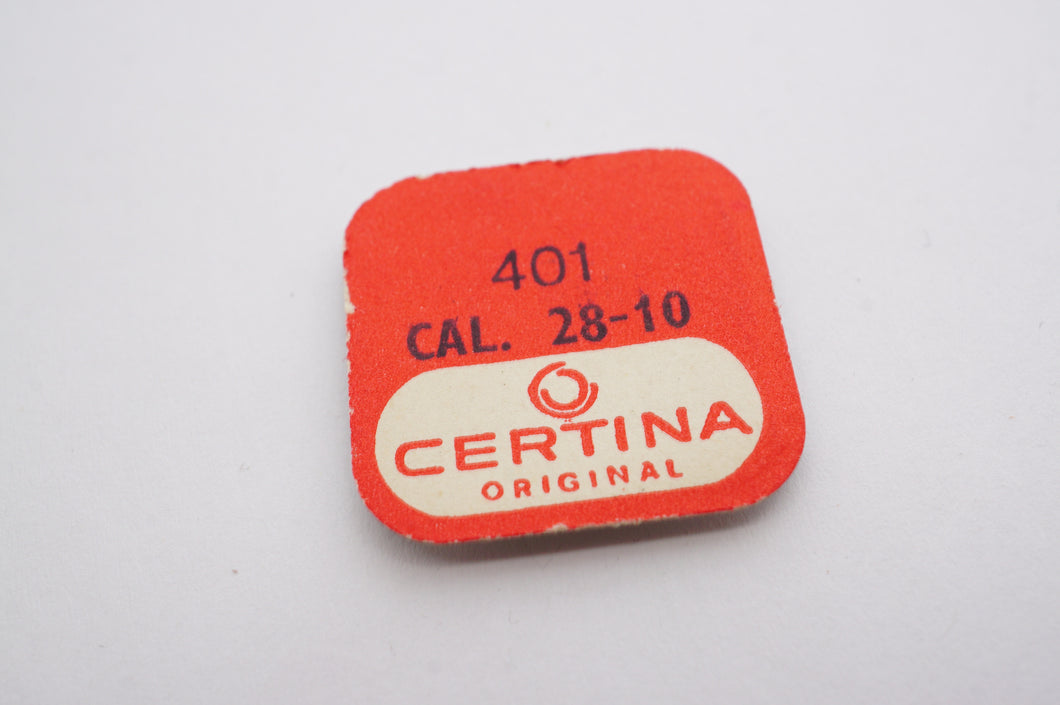 Certina - Calibre 28-10 - Stem -Part # 401-Welwyn Watch Parts