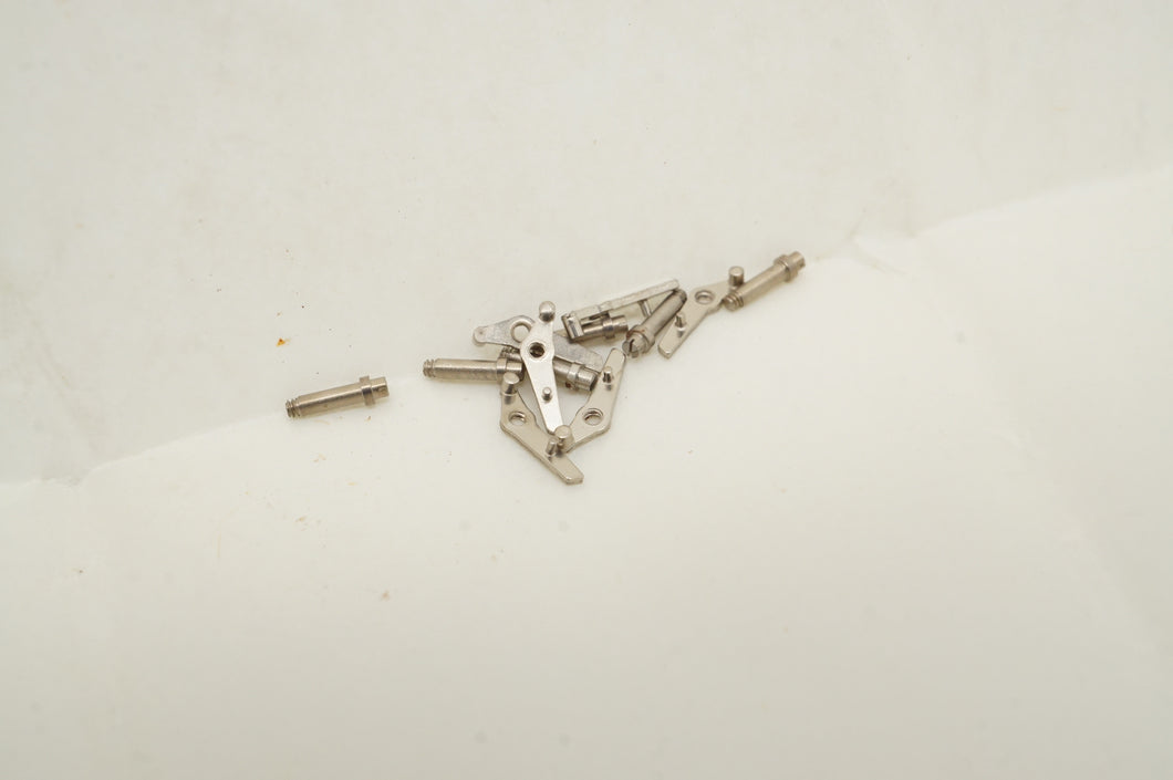 EB - Calibre 1197 - Setting Lever + Bolt - Part # 443/5443-Welwyn Watch Parts