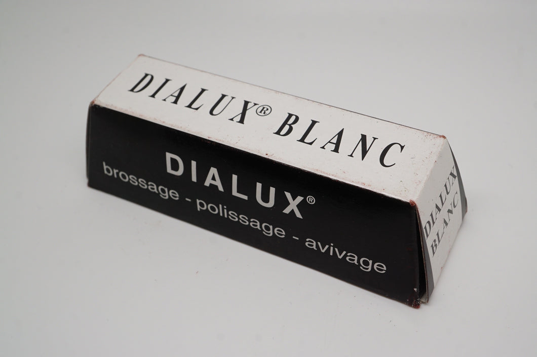 Dialux Premium Polishing Compound - White/Blanc -110g-Welwyn Watch Parts