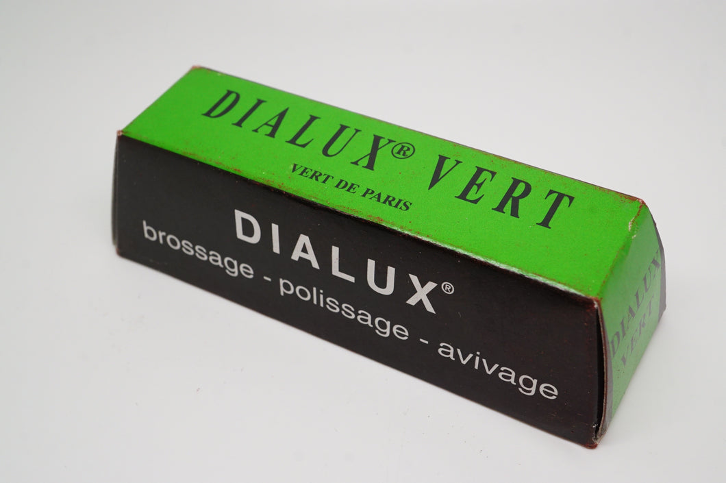 Dialux Premium Polishing Compound - Green/Vert -110g-Welwyn Watch Parts