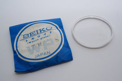 Seiko Acrylic Glass - Genuine NOS - Part # 325T04ANS-Welwyn Watch Parts