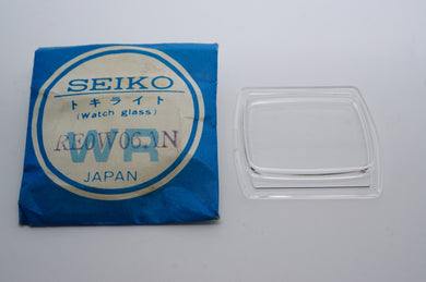Seiko Acrylic Glass - Genuine NOS - Part # RE0W06AN-Welwyn Watch Parts