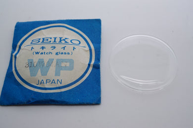 Seiko Acrylic Glass - Genuine NOS - Part # 310W04AN-Welwyn Watch Parts