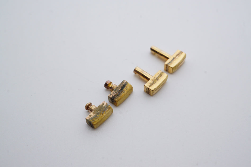 Landeron - Calibre 48-51 - Movement Parts - Used-Welwyn Watch Parts