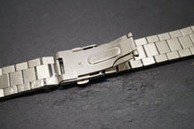 Seiko - Stainless Steel Solid Links - President Style - End Links Inc-Welwyn Watch Parts