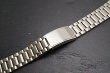 Seiko - Stainless Steel - President Style Folded Link - End Links Inc-Welwyn Watch Parts
