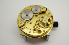 J.W Benson Pocket Watch Gilt Movement - Cyma Ref 939 - American Export-Welwyn Watch Parts