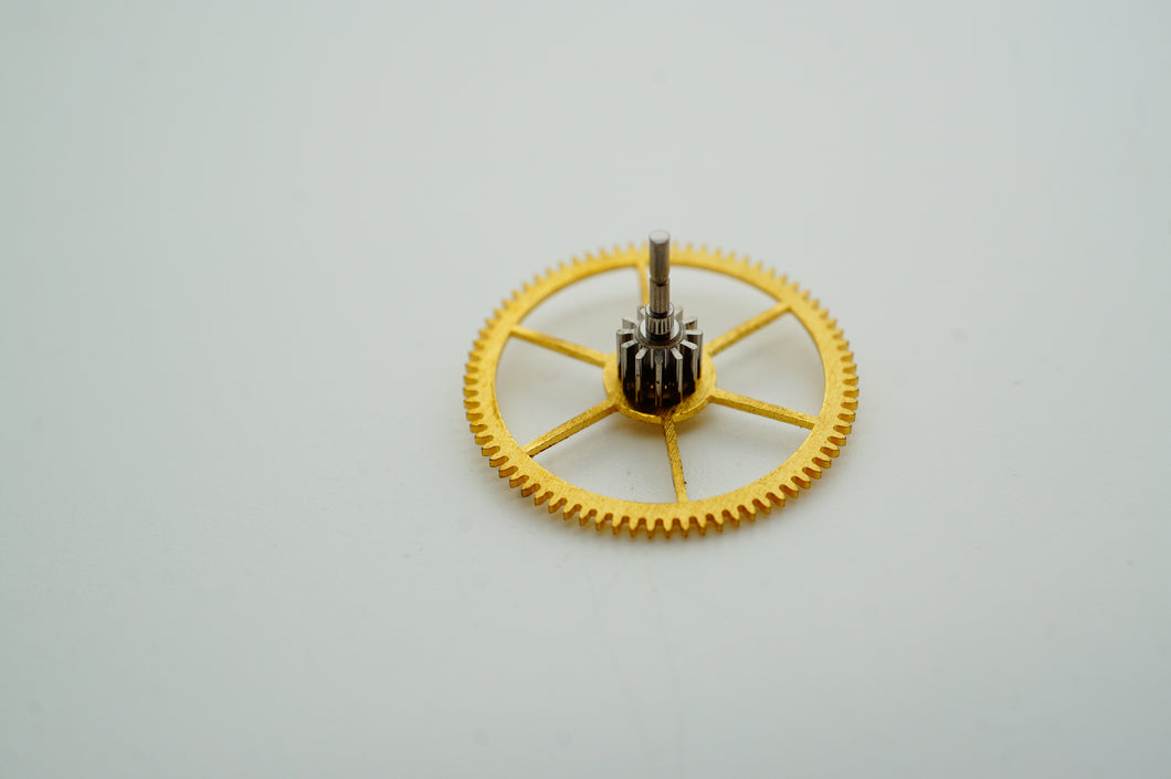 Cortebert Calibre 526 - Centre Wheel - Part# 201-Welwyn Watch Parts
