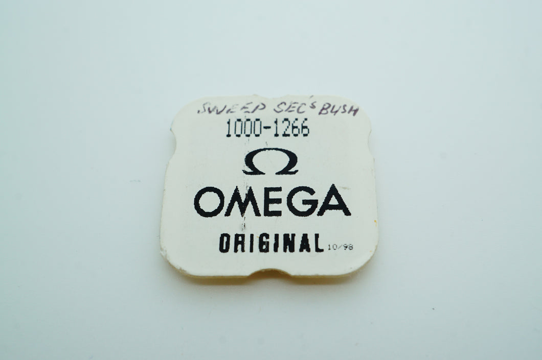 Omega Cal 1000 - Centre Tube - Part # 1266-Welwyn Watch Parts