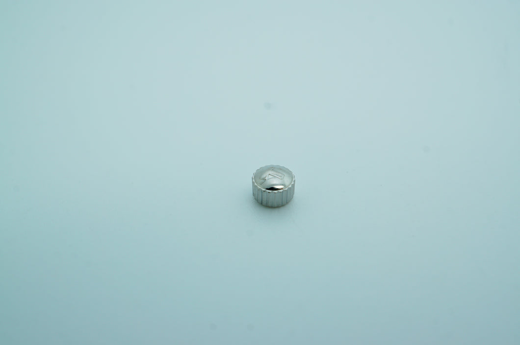 Tissot Stainless Steel Crown - G346.121 - 3.00x2.10mm - New-Welwyn Watch Parts