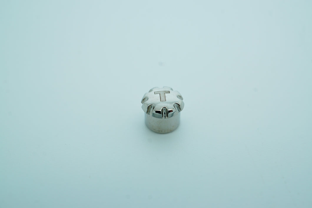 Tissot Stainless Steel Crown - S464.564-4 - 6.00x2.50mm - New-Welwyn Watch Parts