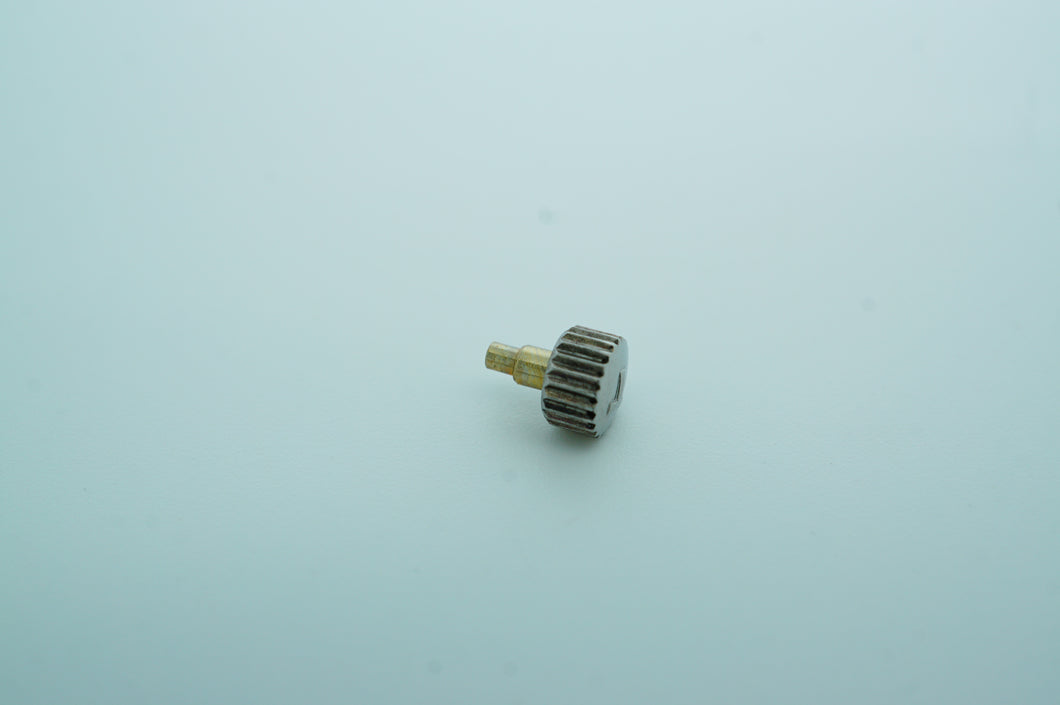 Tissot Stainless Steel Screwdown Crown - T300 - 4.10x2.65mm - New-Welwyn Watch Parts