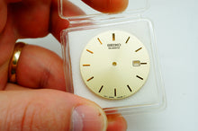 Seiko Quartz Gents Dial - Champagne - Model # V729-8081-Welwyn Watch Parts