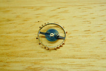 Omega 37.5 L17P Pocket Watch Movement Parts-Welwyn Watch Parts