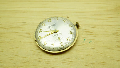 Accurist AS 1690 Movement - Spares & Repairs - Watchmakers Lot-Welwyn Watch Parts