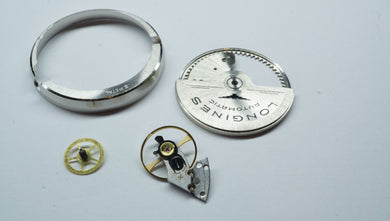 Longines Calibre 350 Automatic - Movement Spares-Welwyn Watch Parts