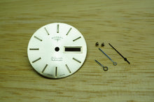 Rotary Day/Date Vintage Dial & Hand Set - AS Calibre 2066-Welwyn Watch Parts