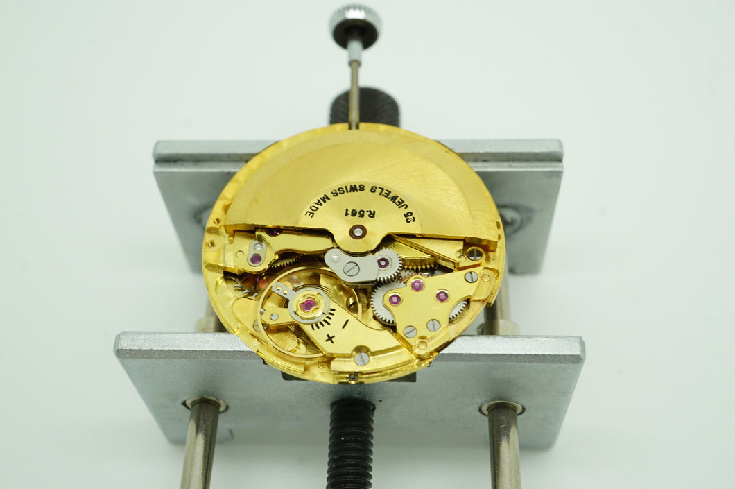 R561 Slim Automatic Movement - AS1678 - Working-Welwyn Watch Parts