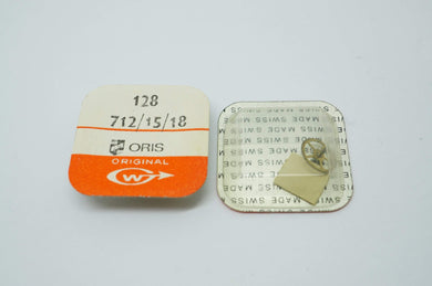 Oris Calibre 712/15/18 - Centre Wheel - #128-Welwyn Watch Parts