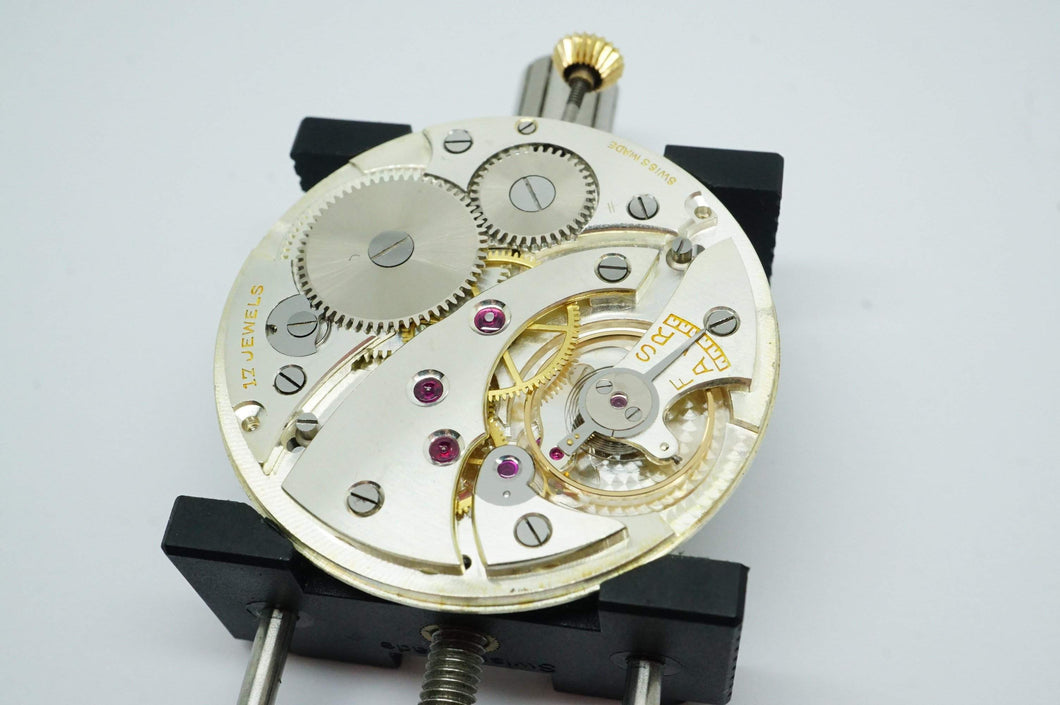 AM Calibre 540 Pocket Watch Movement - Running-Welwyn Watch Parts