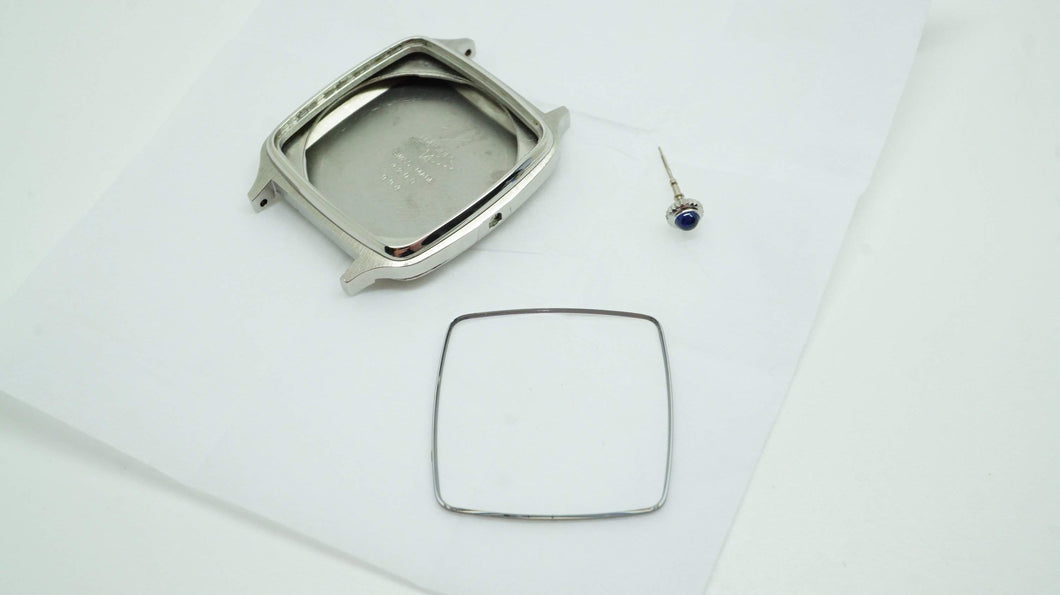 Longines Steel Casing Ref 4200 994 - Sapphire Glass & Crown - Cal 994-Welwyn Watch Parts