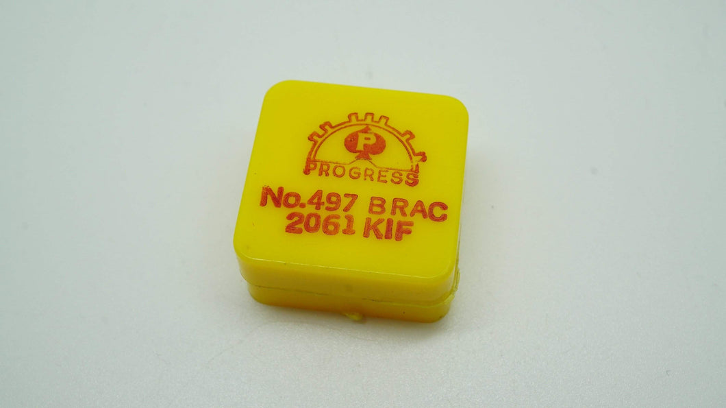 Balance Complete - Cal 2061 - Brac - Part#721-Welwyn Watch Parts