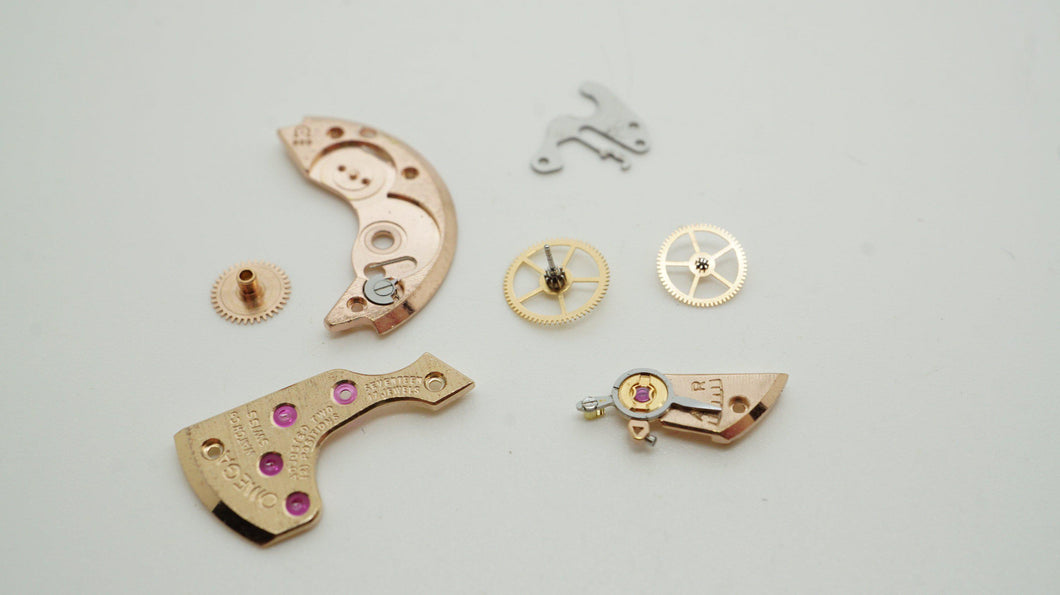 Omega - Calibre 620 - Movement Parts - Choose From List-Welwyn Watch Parts