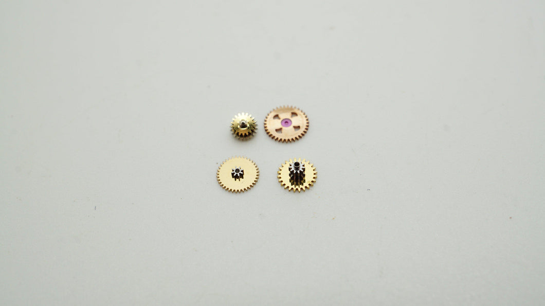 Omega - Calibre 1109 - Automatic Gear Set - Used-Welwyn Watch Parts