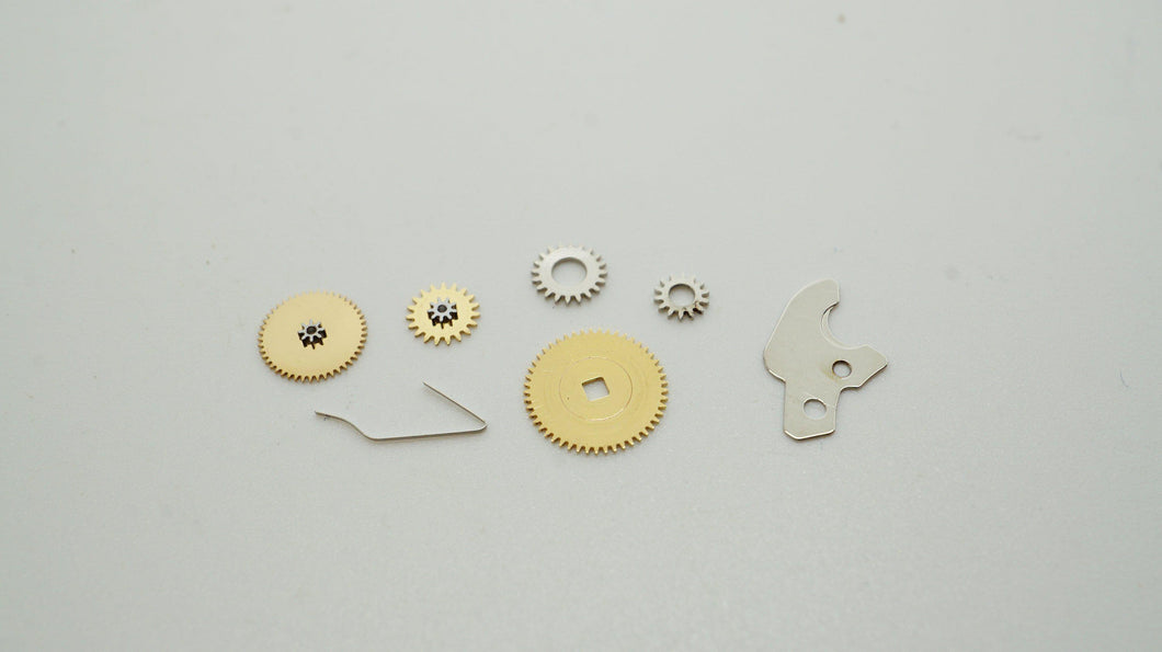 Omega - Calibre 1109 - Ratchet Gear Set - Used-Welwyn Watch Parts
