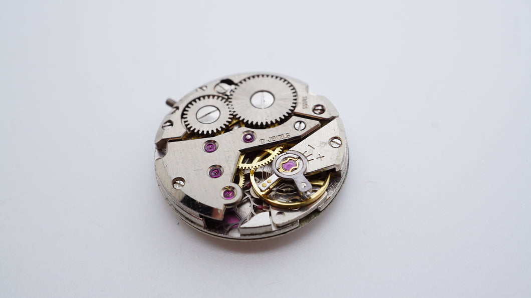Unitas - Calibre 6365 Movement - Used/Spares-Welwyn Watch Parts