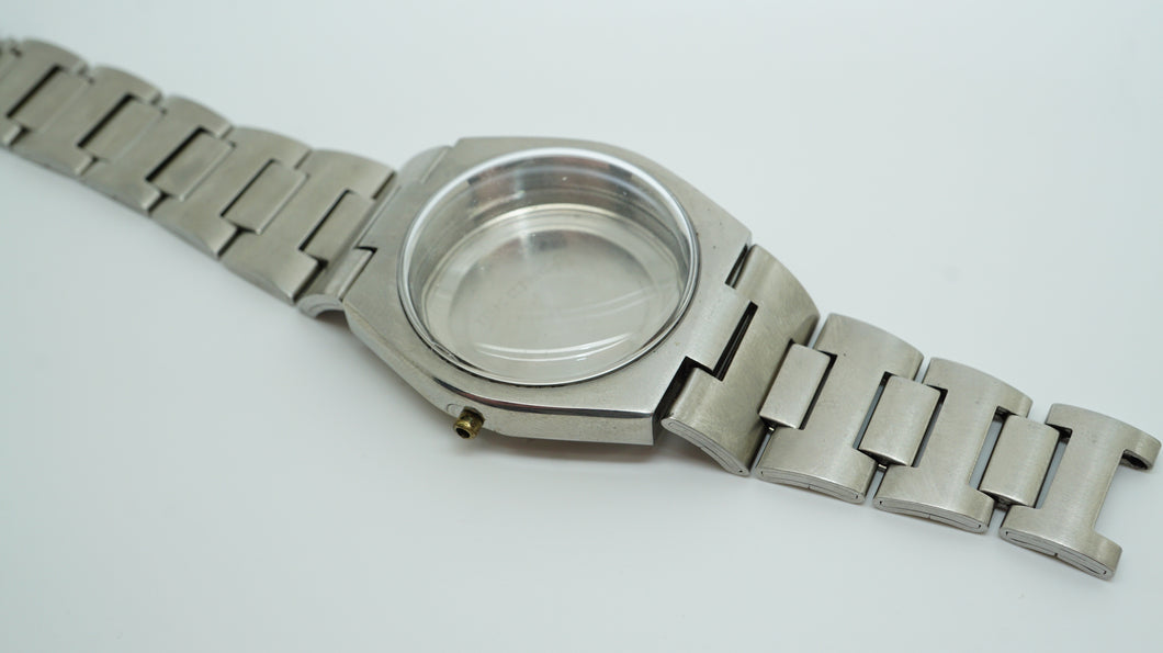 Vintage Rotary Automatic Casing & Bracelet - Spares & Repairs-Welwyn Watch Parts