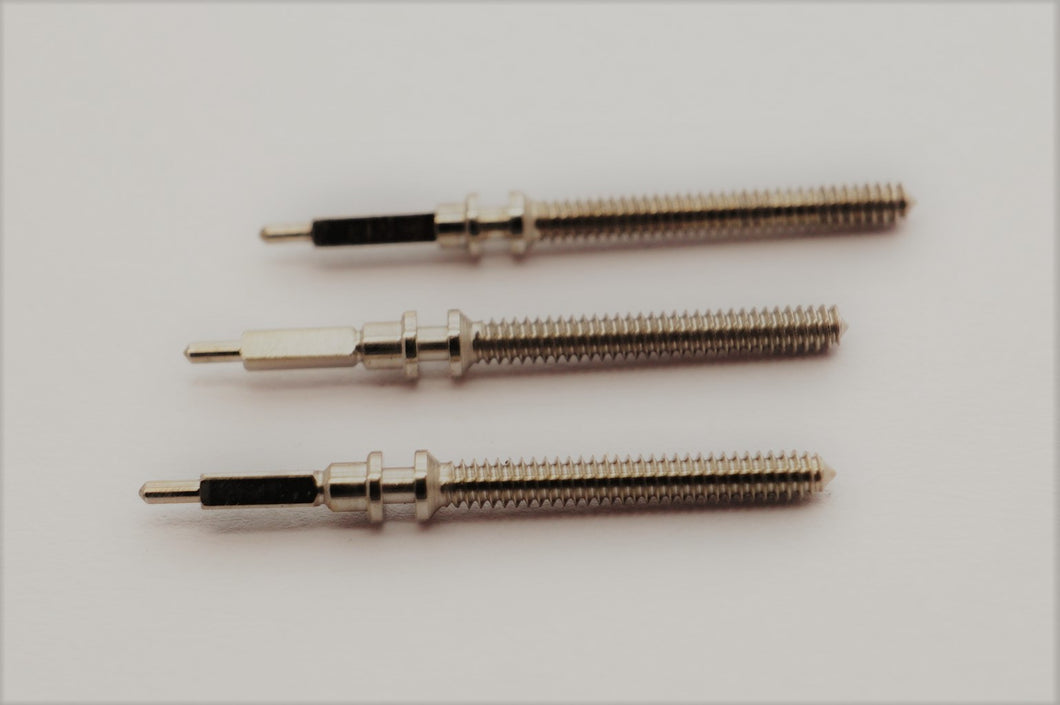 Rolex Winding Stems For Popular Calibres - Part # 401-Welwyn Watch Parts