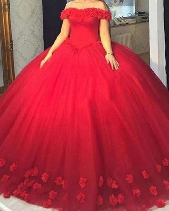 Girls Sweet 16 Dresses Ball Gown Quinceanera Dress vestidos de 15 años PL8512