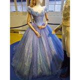 Siaoryne Cinderella Ball Gown Quinceanera Dresses For Sweet 16 Party
