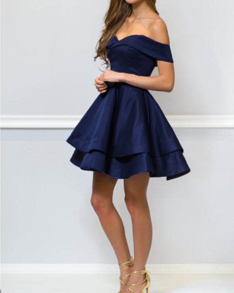 9fa19f3cacd Navy Blue Homecoming Dresses - Data Dynamic AG