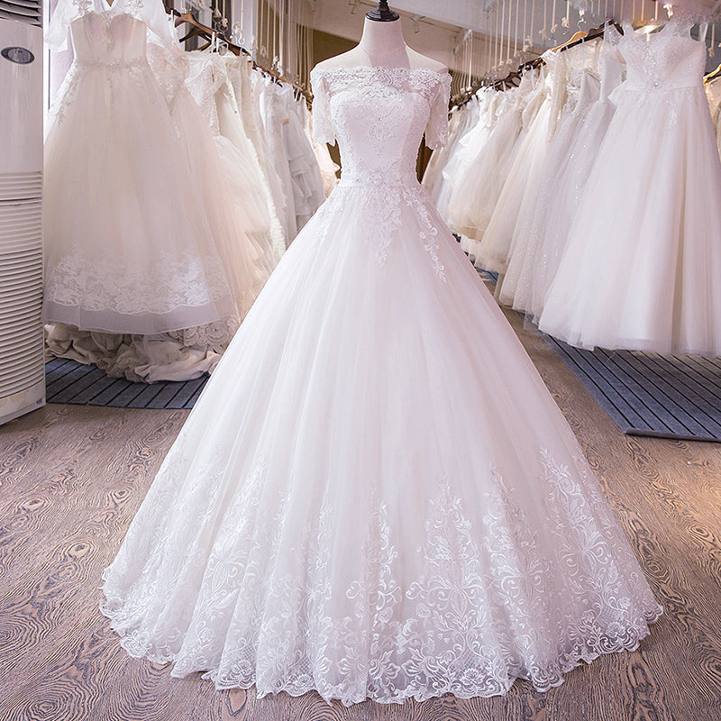 The History Of White Wedding Dresses