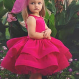 FG154 Ball Gown Flower Girl Dress Child Pageant Dresses,Child Birthday Party Gown