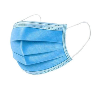 Mouth-muffle Flu Face Mask Disposable Mouth Mask Anti-dust Windproof Masks MS0514