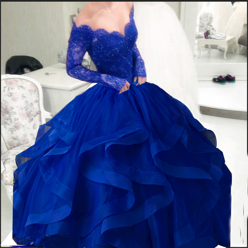 Ball Gown Prom Dresses – Siaoryne