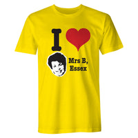 I Love Mrs B T Shirt