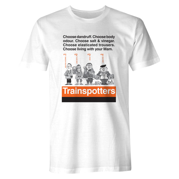 Trainspotters T Shirt