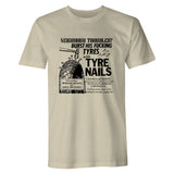 Tyre Nails T Shirt