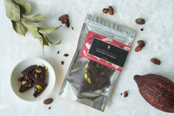 Signature Dark Chocolate Pouches