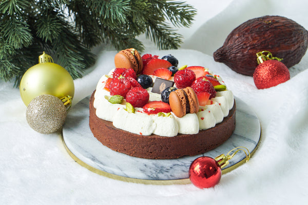 Chocolate Tarte aux Fruits