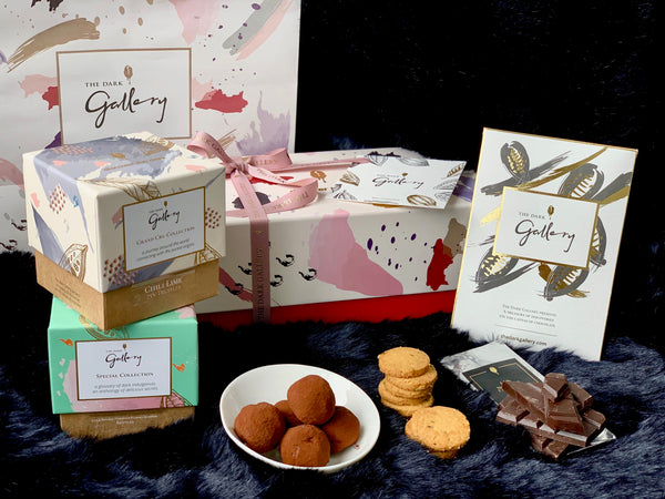 Christmas Chocolate Gifts | Chocochromatic Hamper