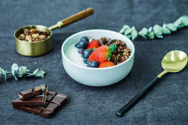 Triple Dark Chocolate Granola